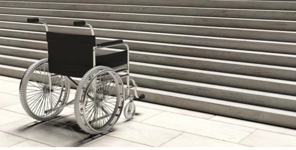 images Disabilità. Soccorso senza barriere, Fand e Fish chiedono alla giunta regionale il Piano di eliminazione delle barriere architettoniche