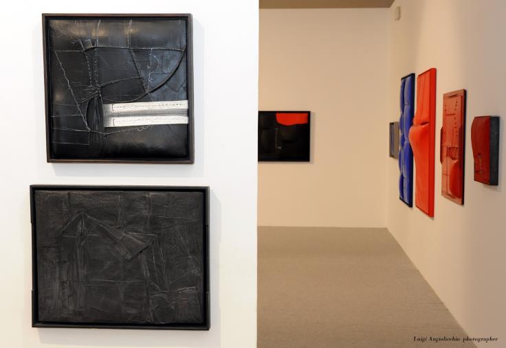 """images Museo Marca di Catanzaro, prolungata fino al 25 settembre la mostra """"L'inquieta bellezza della materia"""" di Max Marra"""