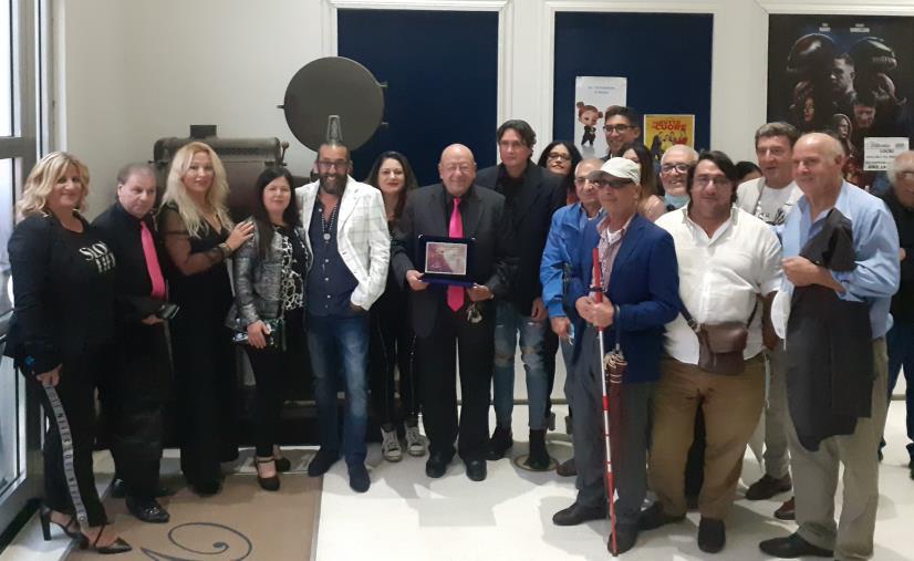 """images Locri. Cinema, presentato il film """"Lo sballo dei sei"""": parteciperà al FestivalCine Arcadia di Berlino nel 2022"""