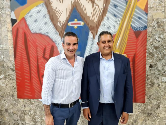 """images Elezioni in Calabria, Toti (Coraggio Italia) al fianco di Occhiuto: """"Cambiare il futuro di questa terra"""""""