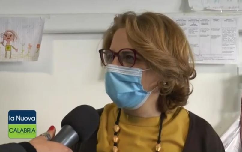 images Vaccini anti Covid e fibrosi cistica, l'emozione di sanitari e pazienti nel centro di Lamezia Terme