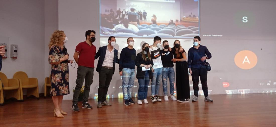 """images Ite Grimaldi-Pacioli, programma """"Economie e Trasformazioni digitali"""": Premiati gli studenti e le startup"""