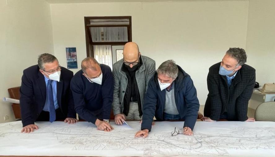 images Presentato il progetto del tratto Gagliato-Soverato, Anas incontra i sindaci di Gagliato e Satriano
