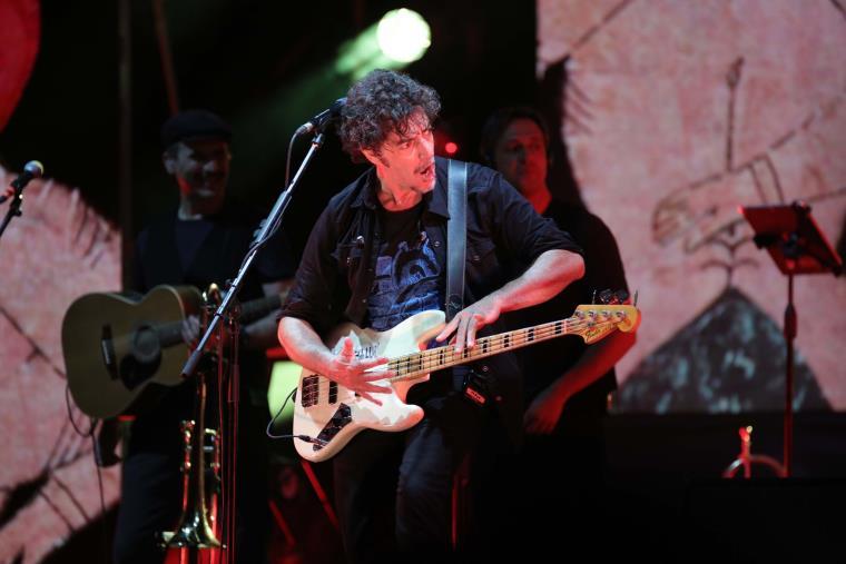images Reggio Fest, Max Gazzè incanta il pubblico