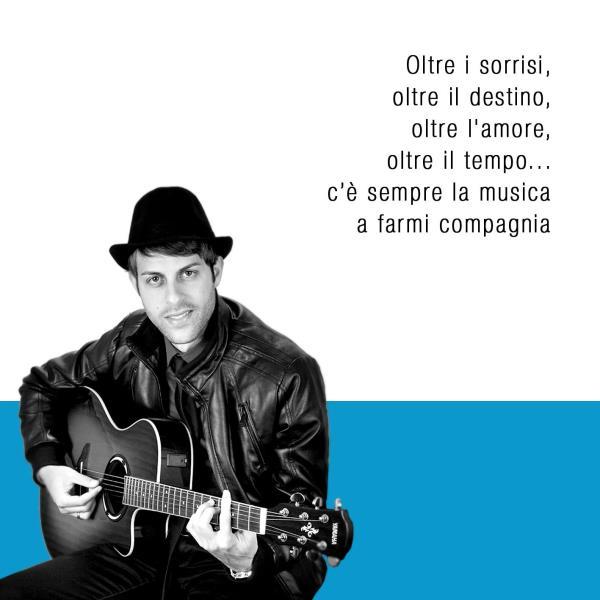 """images """"Via della Musica 11"""", dal 2 aprile sarà possibile ascoltare il nuovo album del catanzarese Francesco Iaconantonio"""