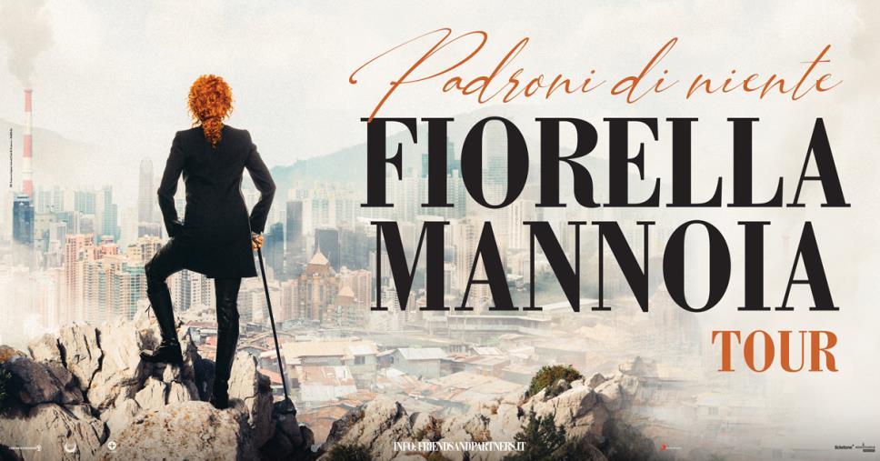images Roccella Summer Festival: il 13 agosto al Teatro al Castello arriva Fiorella Mannoia