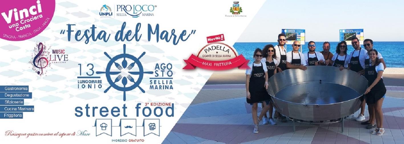 """images Tra cibo e divertimento domani a Sellia Marina """"La festa del mare"""""""