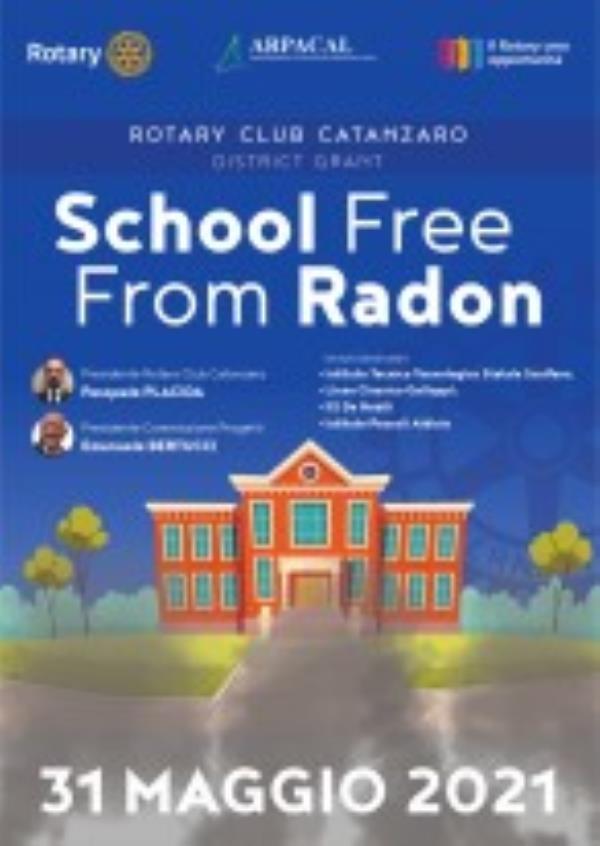 images Radon: cresce in Calabria l'adesione di Comuni e associazioni alla campagna di monitoraggio