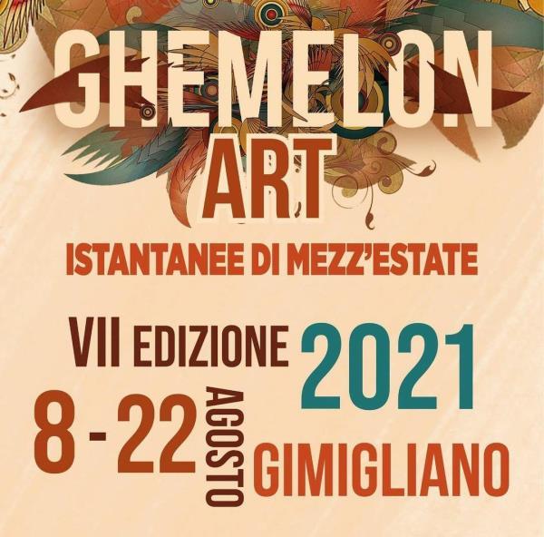 """images """"Ghemelon Art - Istantanee di mezz'estate 2021"""", tutto pronto per il festival artistico a Gimigliano"""