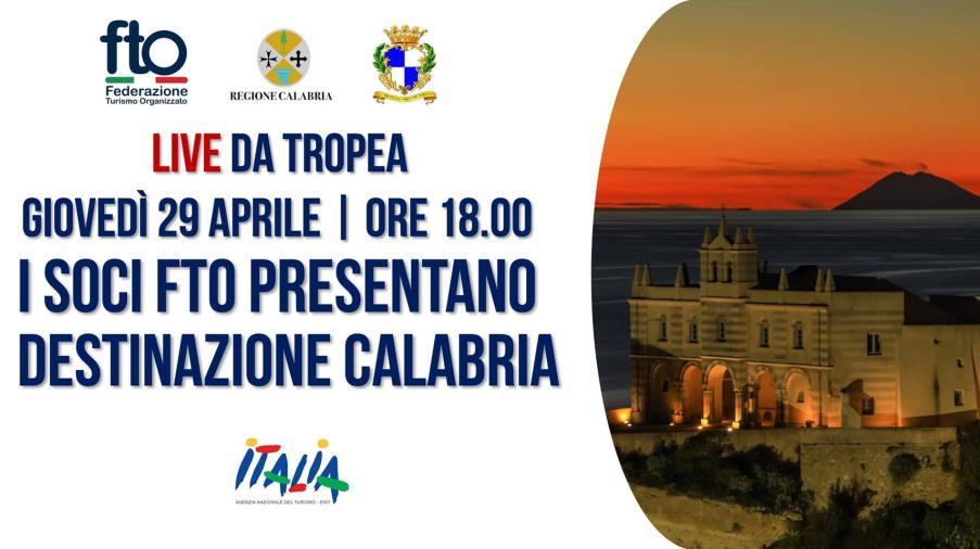 images Destinazione Calabria: Fto a Tropea presenta le bellezza della nostra terra