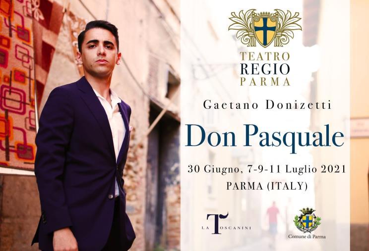images Talento e amore per la musica: il giovane direttore d'orchestra crotonese Ferdinando Sulla debutta al Teatro Regio di Parma