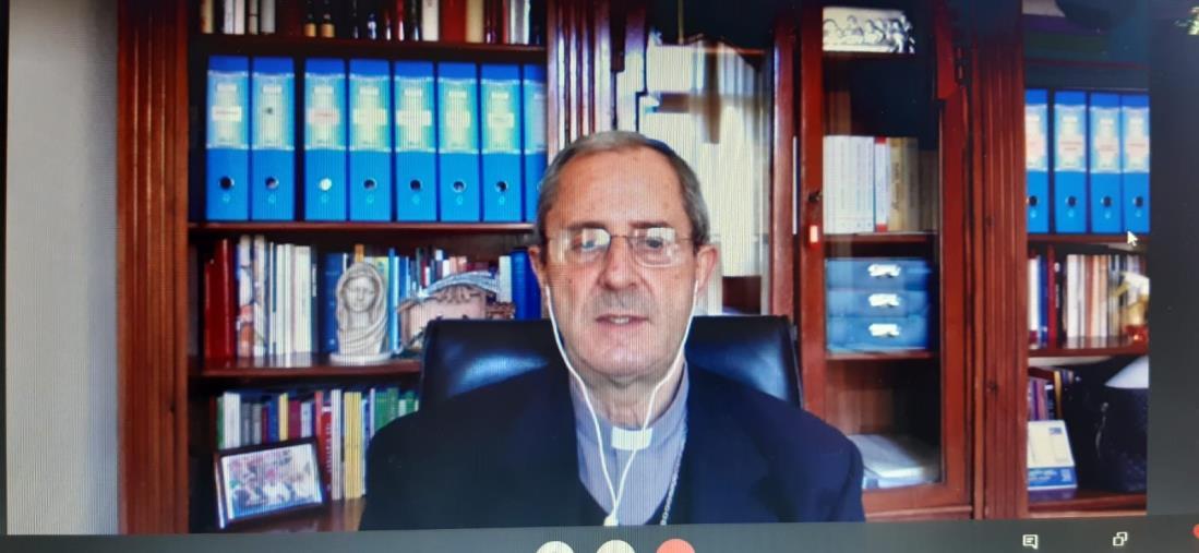 Il Natale cristiano nel messaggio di Mons. Francesco Nolè