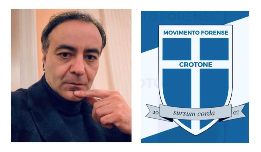 """images Il Movimento Forense Crotone domani sarà presente al """"flash mob"""" dei Magistrati Onorari davanti al Tribunale"""