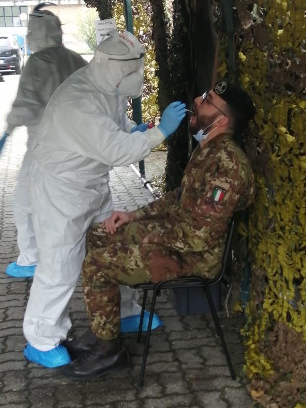 images Dal covid alla sicurezza dei cittadini, l'impegno dell'Esercito nel 2020