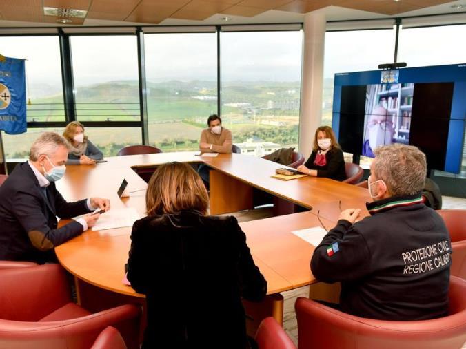 images Maltempo nel Cosentino, la Regione chiede lo stato di emergenza