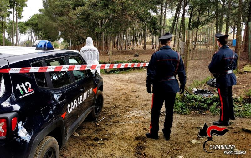 images Reggio Calabria. Tentò di uccidere il figlio, arrestato allevatore 64enne