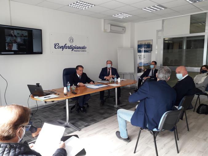 images Confartigianato Imprese Calabria, Roberto Matragrano confermato presidente regionale. Ascioti e Soriano i vice