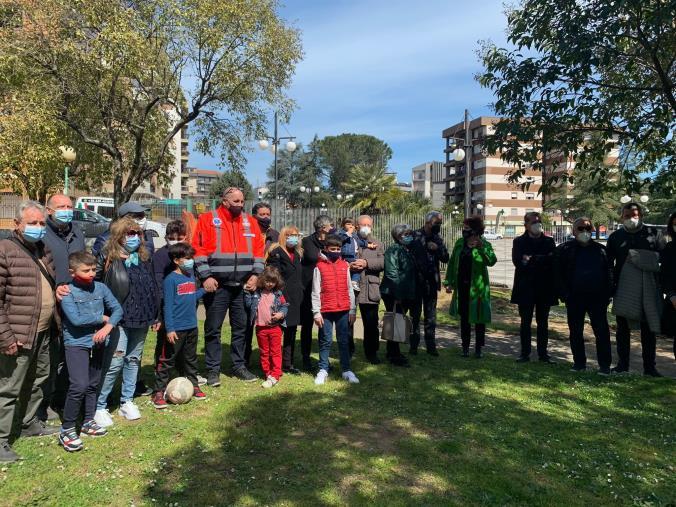 """images A Rende nasce il """"Parco dei Nonni"""", il primo progetto d'inclusione al sud"""