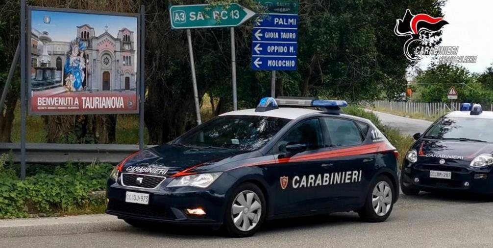 images Si erano rifugiati in Germania per sfuggire ai carabinieri, a Taurianova arrestati padre e figlio