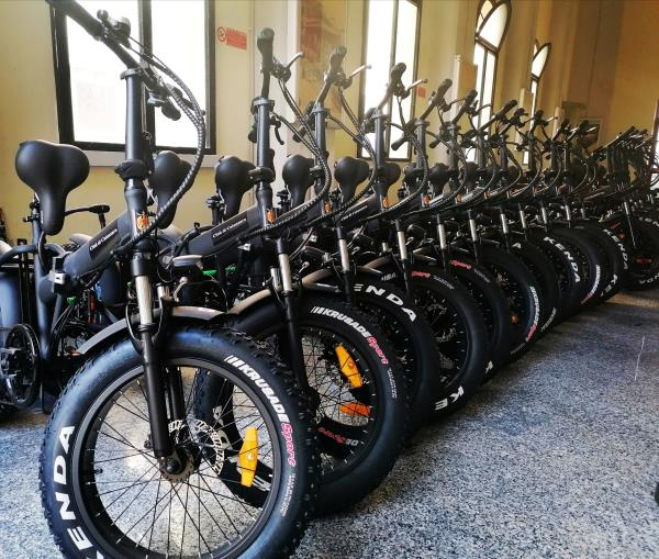images Catanzaro. Da domani attivo il servizio bike rent: i mezzi sono prenotabili a Piazza Roma