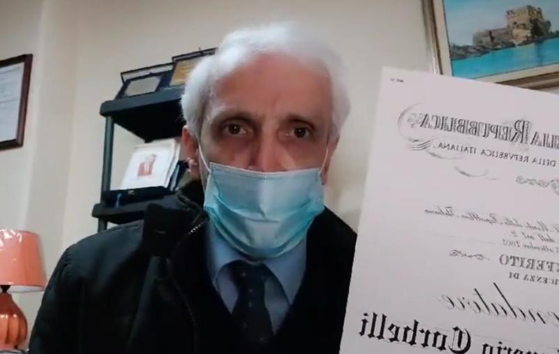 """images Corbelli (Diritti Civili) si appella a Mattarella: """"Non faccia riaprire le scuole"""""""