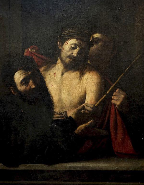 """""""Ecce Homo"""" ritrovato a Madrid. Caracciolo (docente di Storia dell'arte): """"C'è un legame con la pittura napoletana"""""""