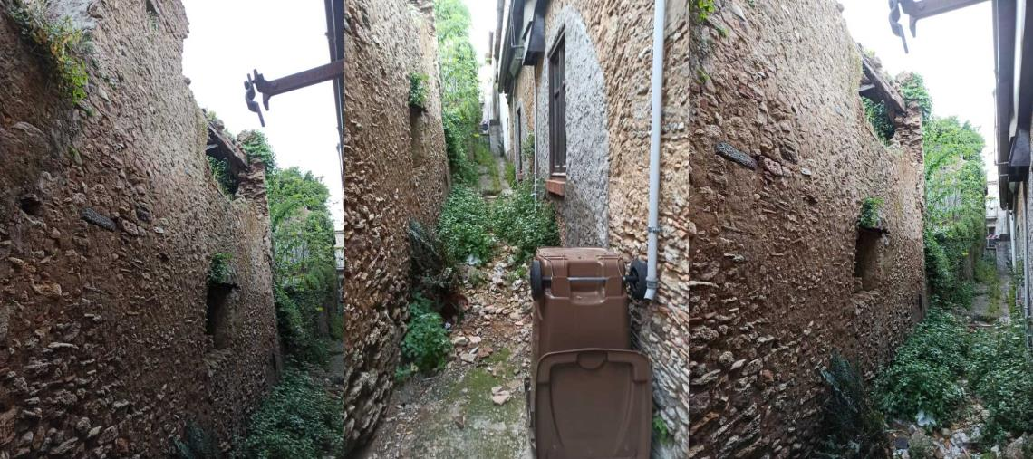 """images Girifalco. Vonella (FI): """"A passeggio nel degrado del centro storico tra case abbandonate a rischio crollo"""""""