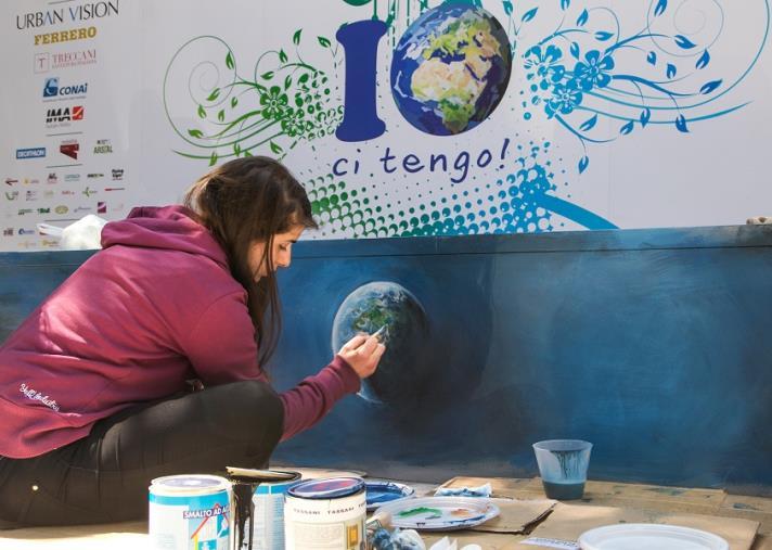 images Giornata Mondiale della Terra. In tv la seconda edizione di #OnePeopleOnePlanet