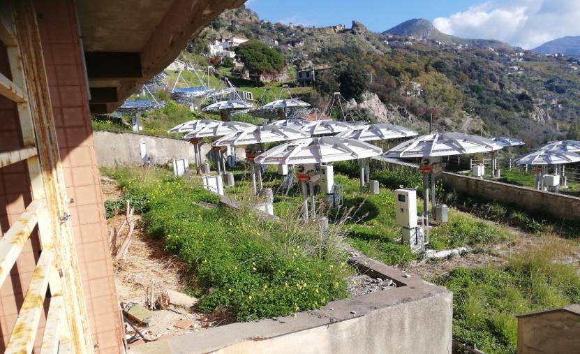 images Cetraro. Impianto solare inutilizzato a servizio dell'ospedale: segnalati alla Corte dei conti 3 responsabili