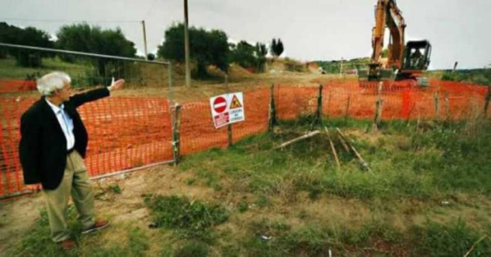 images Cimitero internazionale dei migranti a Tarsia. Corbelli sollecita la fine dei lavori