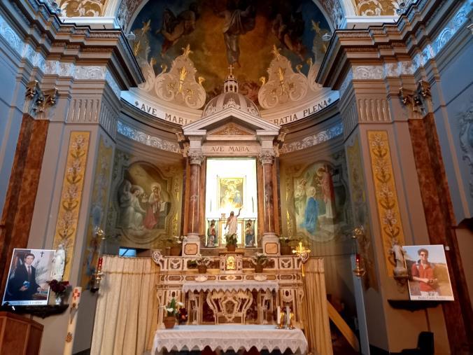 images Iniziano domani a Gimiglianoi festeggiamenti religiosi in onore della Madonna di Porto