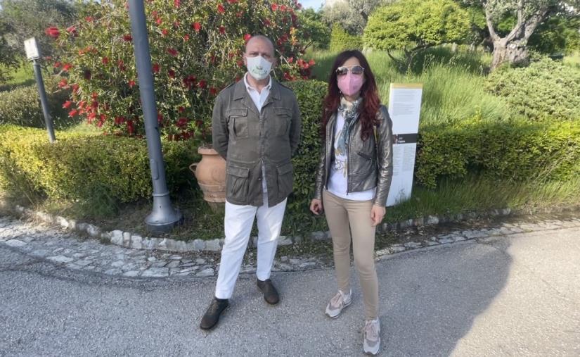 """images Al Parco di Catanzaro l'associazione Vitambiente celebra la """"Giornata della Biodiversità"""" (VIDEO E PHOTOGALLERY)"""