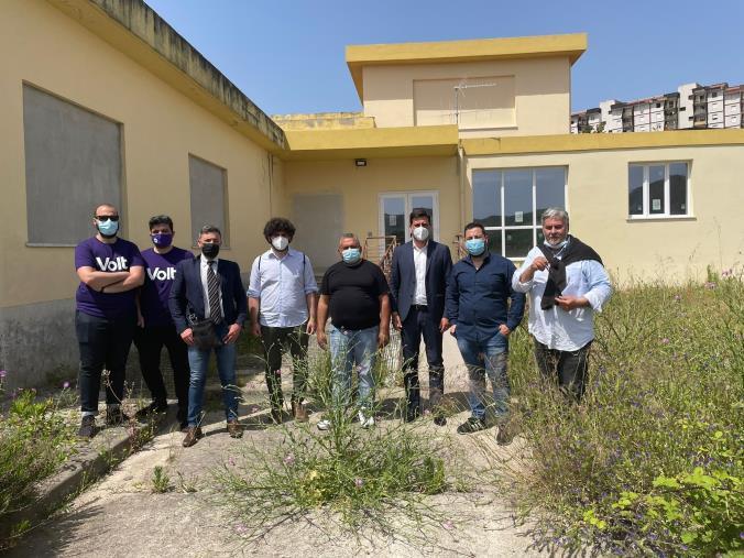 """images Catanzaro. Il Nuovo Centrosinistra si unisce al sit-in del Comitato 'Viale Isonzo': """"Necessari interventi forti e investimenti seri"""""""