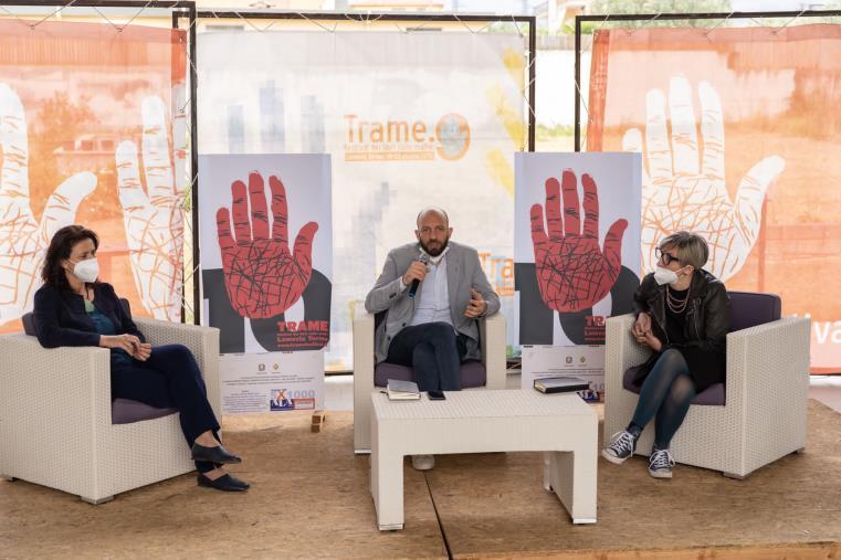 """images Tutto pronto per """"Trame"""" il festival dei libri sulle mafie a Lamezia Terme dal 1 al 5 settembre"""
