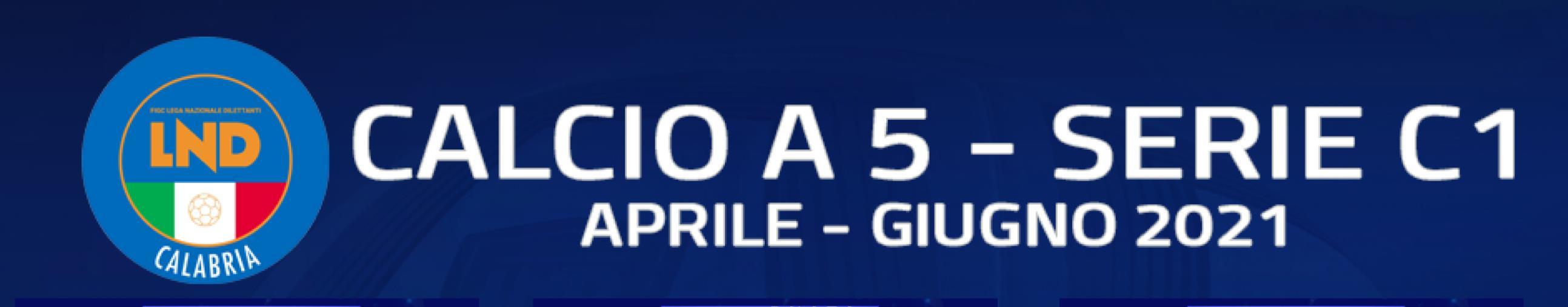 images Serie C/Calcio A 5. Gare di Play off, arbitri e marcatori