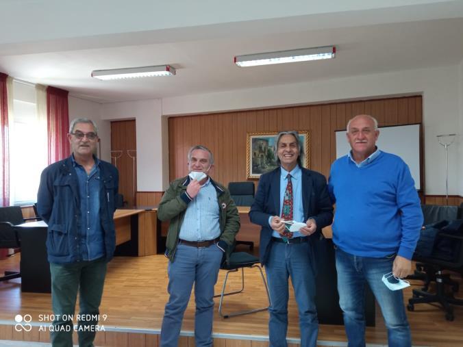 """images I comuni di Bianchi, Colosimi e Scigliano partecipano al progetto Unical """"Structural Health Monitoring"""""""