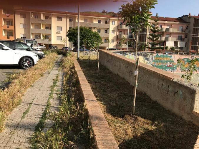"""images Catanzaro. Santise (I Quartieri): """"I residenti di via Fares pretendono i diritti e non favori"""""""