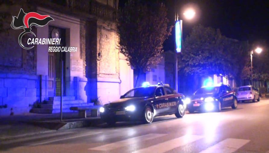 images Taurianova. Controllo del territorio contro il crimine: 3 arresti e 6 denunce