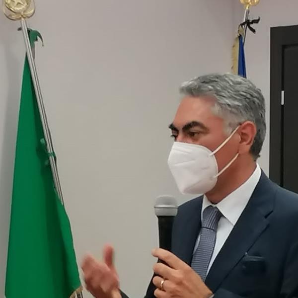 images Giustizia. Si è insediato il nuovo presidente del tribunale di Castrovillari, Massimo Lento