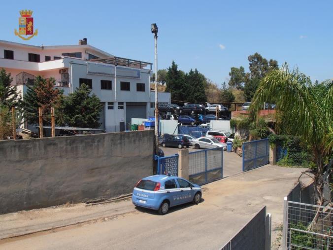 images Le mani della 'ndrangheta sui rifiuti a Gioia Tauro: sequestro per 13 milioni di euro