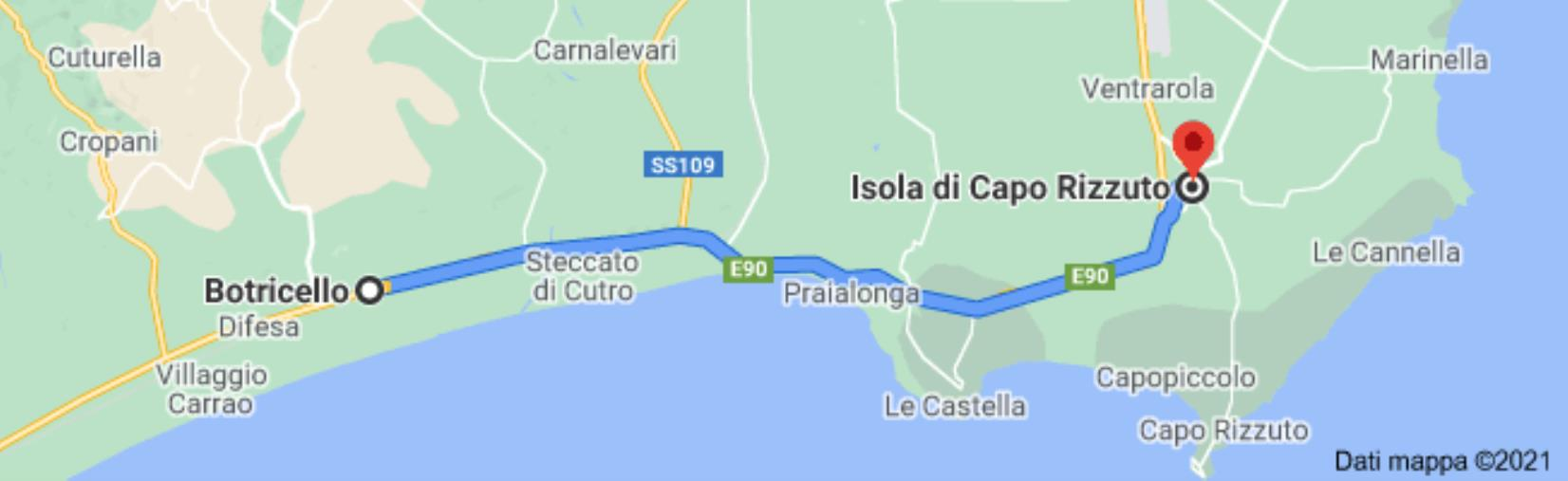 """images Strada Botricello-Isola capo Rizzuto, Alfonso Romeo (Rimbocchiamoci le Maniche): """"Gli amministratori locali per secoli hanno sonnecchiato sull'argomento"""""""