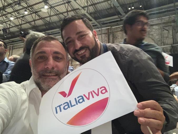 """images Catanzaro. Bressi e Caracciolo lasciano Italia Viva: """"Un partito che di vivo conserva esclusivamente il sostantivo"""""""