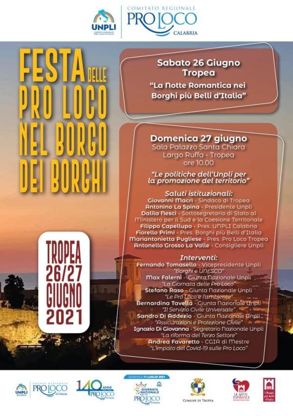 """images La giunta nazionale Unpli sarà in Calabria e festeggerà il """"Platano di Curinga"""", il borgo di Tropea e Vibo """"Città del libro"""""""