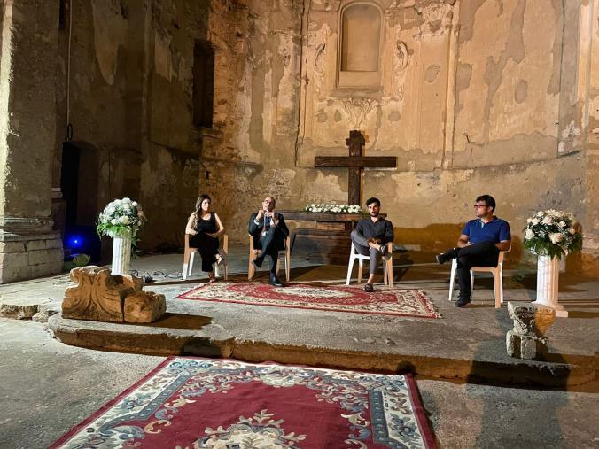 """images Simeri Crichi. Presentato il progetto """"Lab Urbano Sperimentale Simeri""""per la riqualificazione dell'antico borgo"""