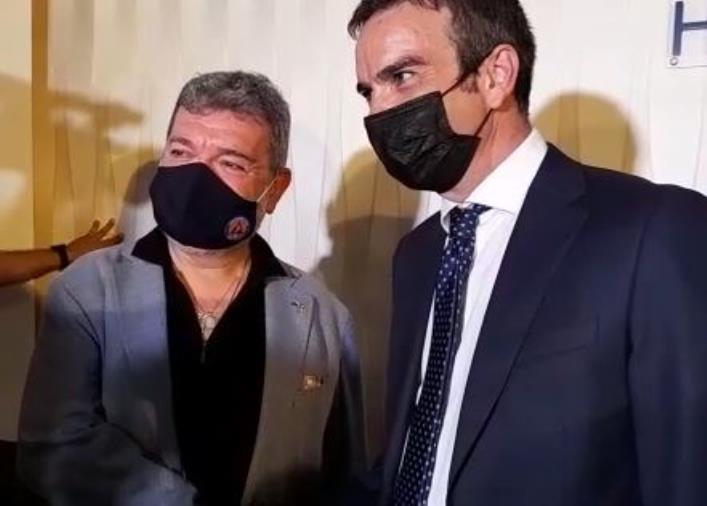 """images Occhiuto già pregusta la vittoria: """"E' vicina per le divisioni nel centrosinistra. Ottimi rapporti con Spirlì"""""""