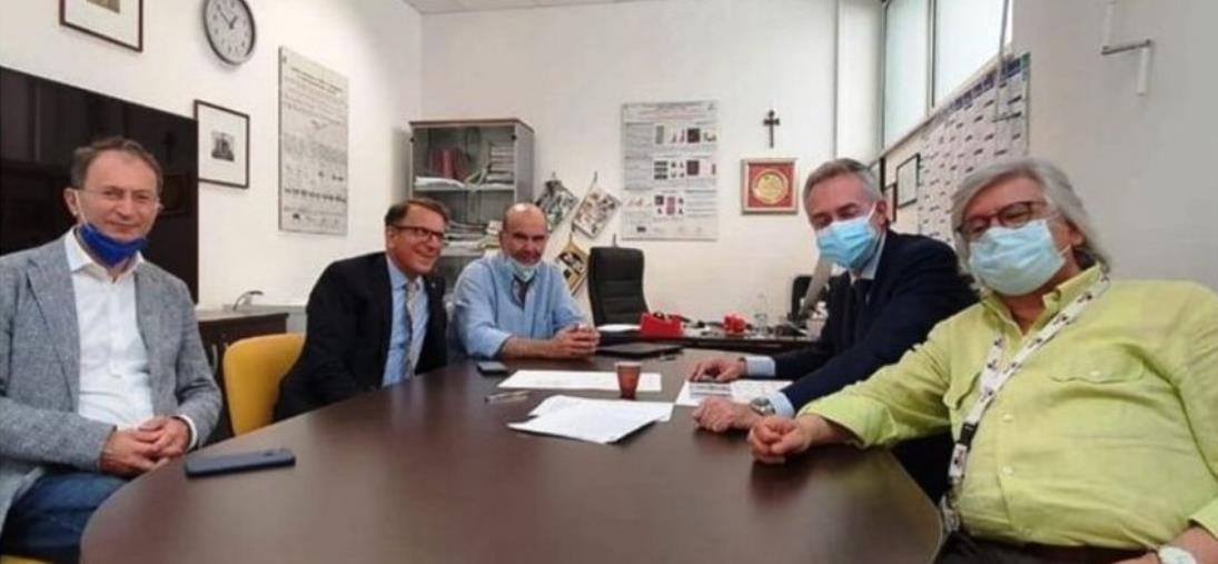 images Agricoltura. Si profila un accordo tra la Regione e la facoltà di Farmacia dell'Università Magna Graecia di Catanzaro