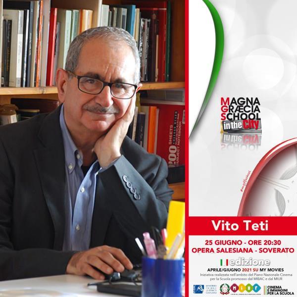 images Soverato. Magna Graecia School in the city: domani la chiusura con Vito Teti e Luca Calvetta