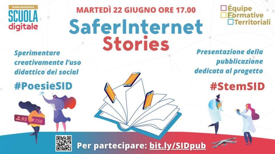 """images L'istituto """"Ilaria Alpi"""" di Botricello testimonial 'Safer Internet Stories': al centro la promozione della cittadinanza digitale"""