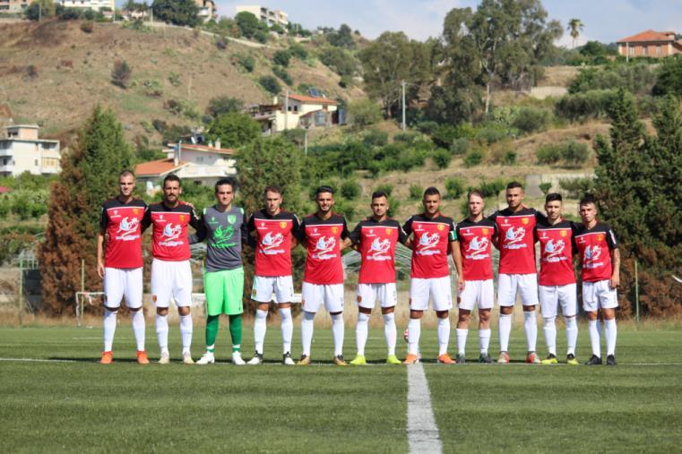 images Serie D. Spareggi semifinali Play Off. San Luca l'unica squadra calabrese presente