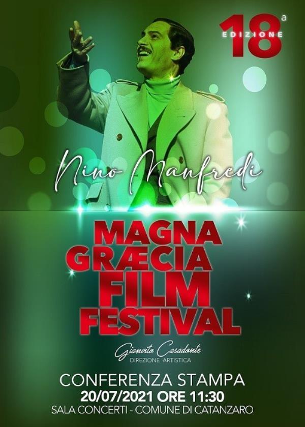 images Catanzaro. Il Magna Graecia Film Festival compie 18 anni: martedì la presentazione a Palazzo de Nobili